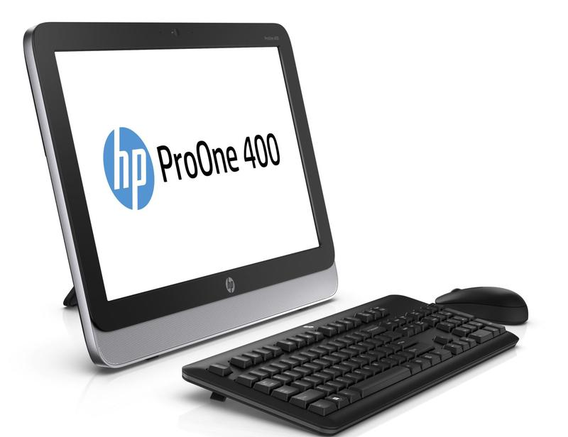 Компьютер все в одном HP ProOne 400-M3W61EA
